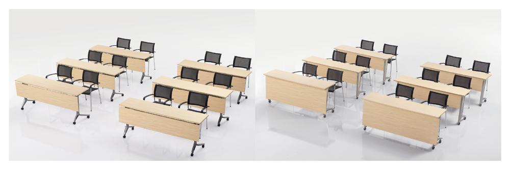 折疊桌1 - 培訓 - 會議桌 - 產品中心 - 辦公家具,鋁